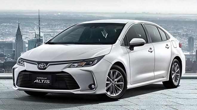 Toyota Corolla Altis thế hệ mới ra mắt ngày 13/9 tại Thái Lan - 1