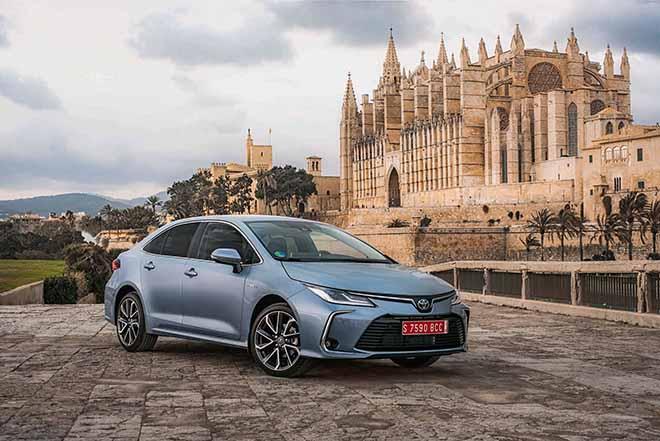 Toyota Corolla Altis thế hệ mới ra mắt ngày 13/9 tại Thái Lan - 6