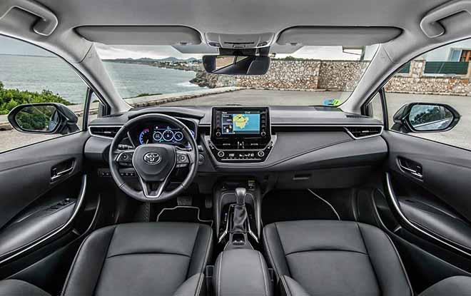 Toyota Corolla Altis thế hệ mới ra mắt ngày 13/9 tại Thái Lan - 9