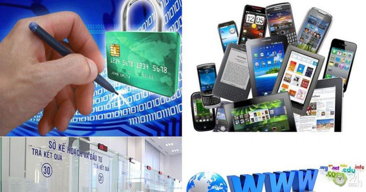 4 chính sách mới liên quan lĩnh vực ICT có hiệu lực trong tháng 9 này-Công nghệ thông tin