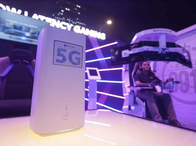 Nhà mạng đầu tiên ở Đông Nam Á chính thức ra mắt mạng 5G, dùng thiết bị Huawei