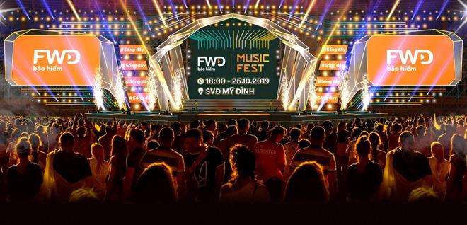 Sự kiện âm nhạc đỉnh cao Vpop sẽ trở lại vào tháng 10 tại SVĐ Mỹ Đình - 6