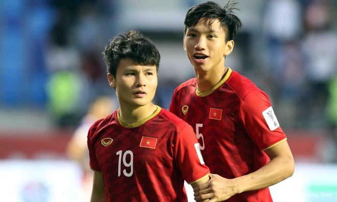 Việt Nam đua Thái Lan xuất khẩu cầu thủ: Sau Công Phượng, Văn Hậu là Quang Hải?