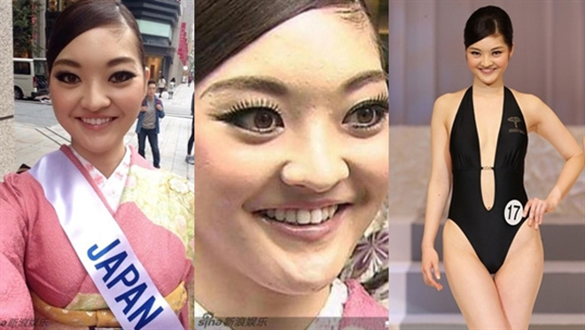 Thí sinh các cuộc thi hoa hậu Nhật Bản liên tiếp gây thất vọng vì nhan sắc khiêm tốn - 13