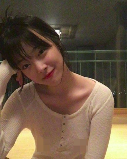 """""""Gái hư đẹp nhất xứ Hàn"""" lại khiến cộng đồng mạng choáng váng vì bỏ quên nội y - 8"""