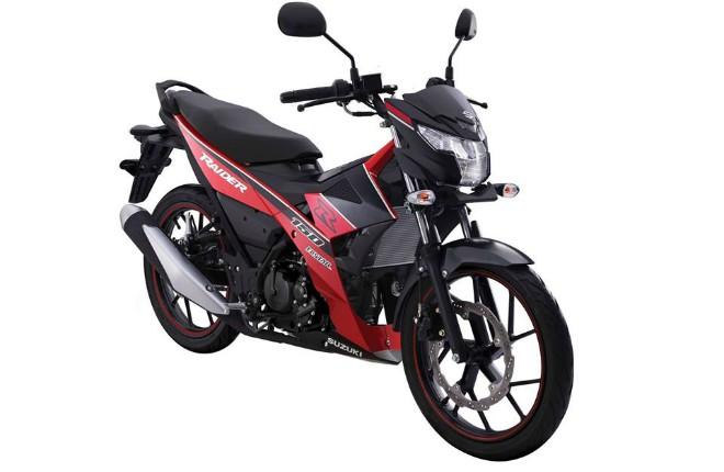Bảng giá xe máy Suzuki tháng 9/2019: Xe chất, giá ổn định