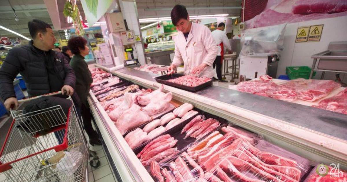 Giá lợn hơn 20.000 đồng/kg, Việt Nam sẽ tăng xuất khẩu đi Trung Quốc?