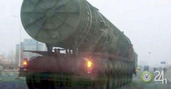 """Siêu tên lửa 80 tấn của TQ sắp xuất hiện, gửi thông điệp """"rắn"""" đến Mỹ?-Thế giới"""