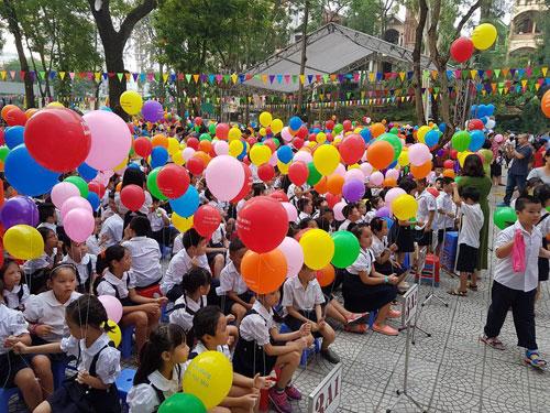 Hôm nay, hơn 22 triệu học sinh cả nước khai giảng năm học mới - 1