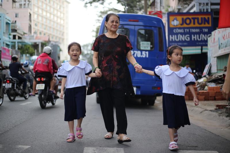 Ngày khai giảng của năm trẻ sinh 5 đầu tiên tại Việt Nam - 4