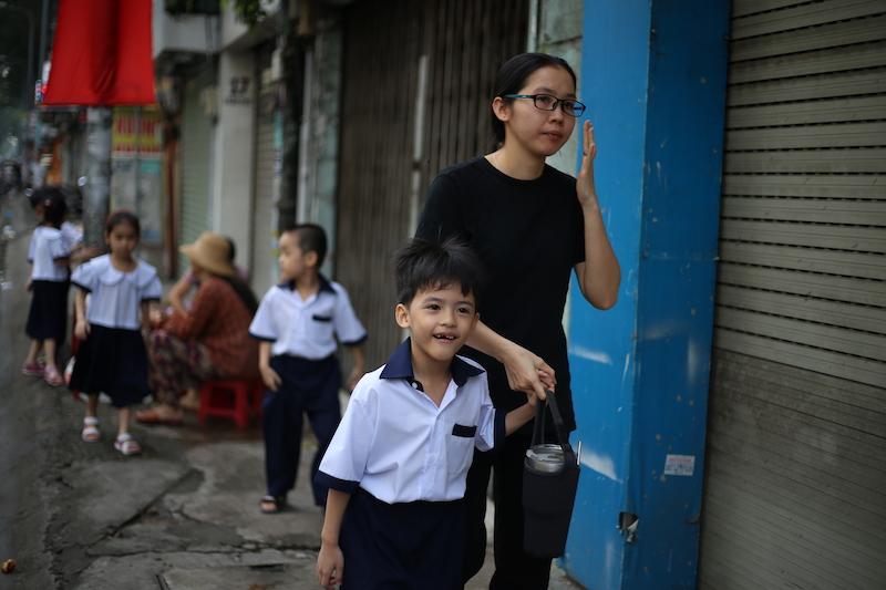 Ngày khai giảng của năm trẻ sinh 5 đầu tiên tại Việt Nam - 3