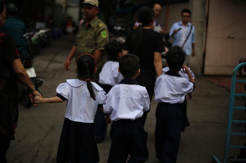 Ngày khai giảng của năm trẻ sinh 5 đầu tiên tại Việt Nam - 7