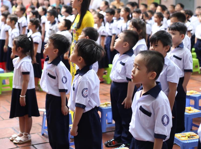 Ngày khai giảng của năm trẻ sinh 5 đầu tiên tại Việt Nam - 11