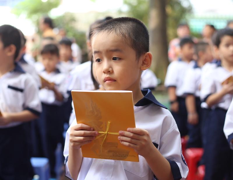 Ngày khai giảng của năm trẻ sinh 5 đầu tiên tại Việt Nam - 13