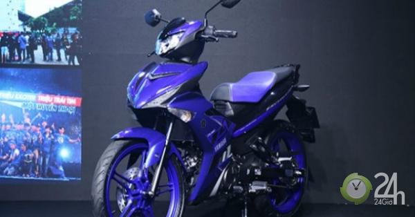 Bảng giá lăn bánh vua côn tay Yamaha Exciter mới nhất hiện nay