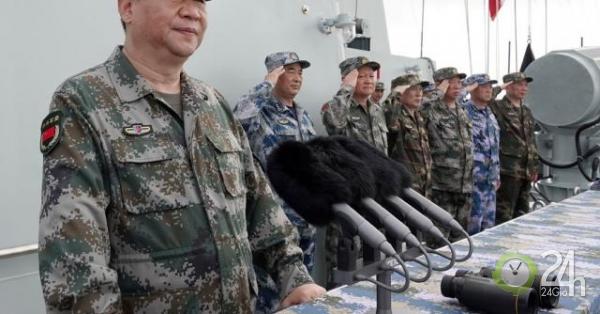 Báo Mỹ: Chiến tranh Mỹ-Trung có thể nổ ra từ Đài Loan