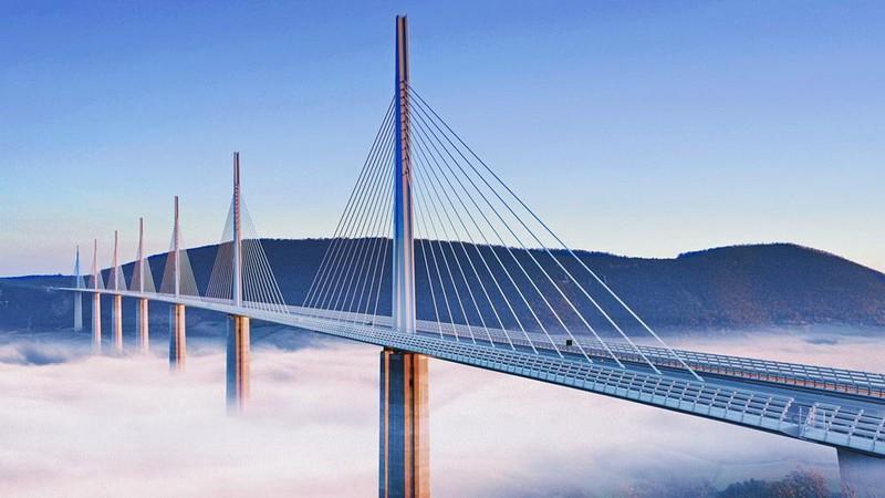 Vòng quanh thế giới ngắm những cây cầu độc nhất vô nhị - 4
