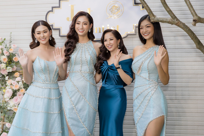 Ngọc Hân và dàn hoa hậu, á hậu hội tụ mừng khai trương Nha khoa của doanh nhân Phượng Nguyễn - 8