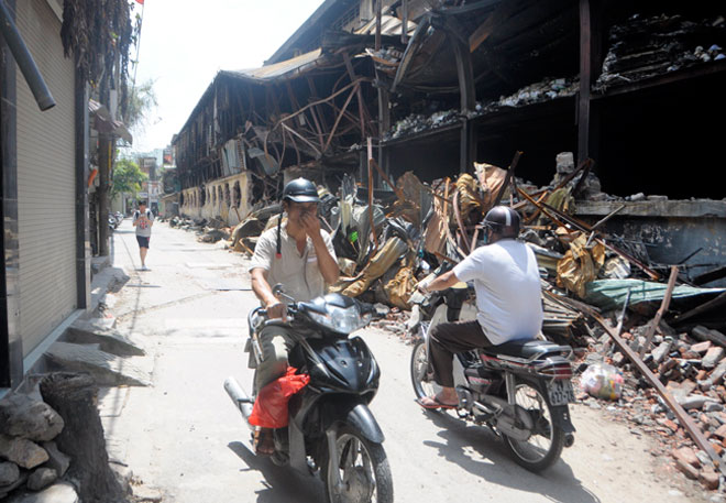Vụ cháy Rạng Đông: Ngưỡng an toàn của VN khác WHO là đúng - 1