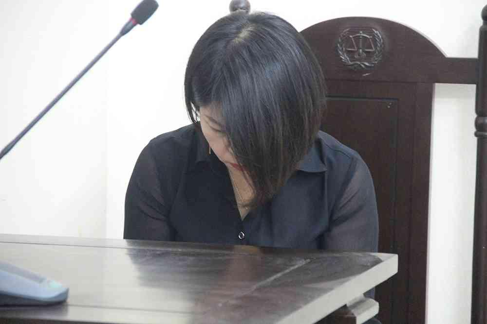 Lộ đoạn ghi âm rợn người của cựu nữ công an vụ bẫy người tình bằng ma tuý - 2