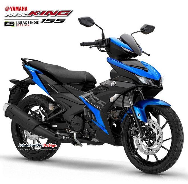 """NÓNG: Lộ ảnh Yamaha Exciter 155 VVA, Winner X """"đứng ngồi không yên"""" - 1"""