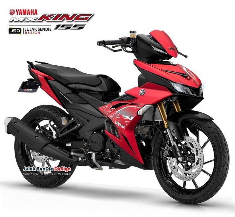 """NÓNG: Lộ ảnh Yamaha Exciter 155 VVA, Winner X """"đứng ngồi không yên"""" - 3"""