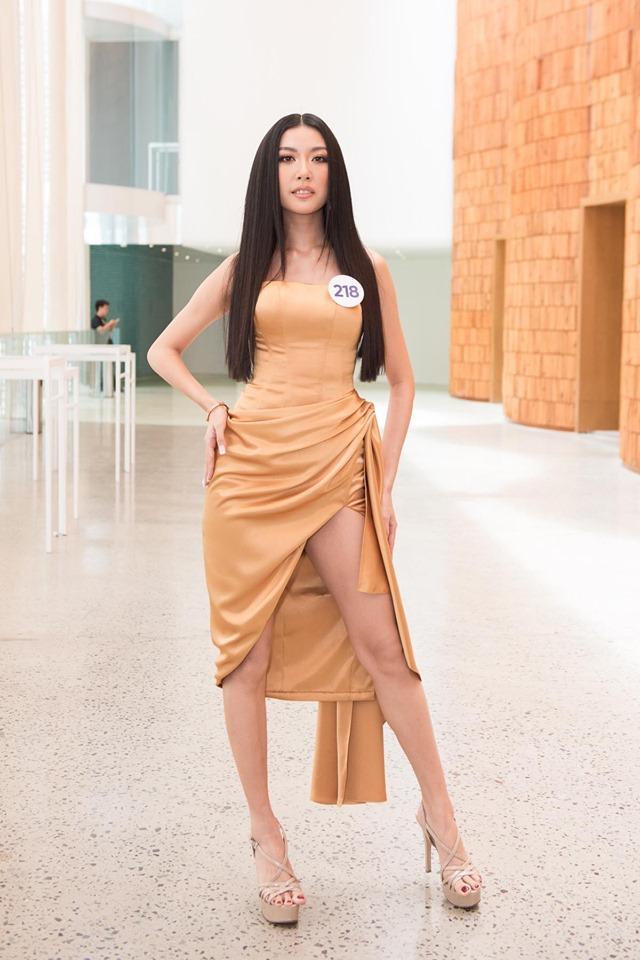 Lý do Thúy Vân dù đã là Á hậu Quốc tế vẫn thi Hoa hậu Hoàn vũ Việt Nam - 3