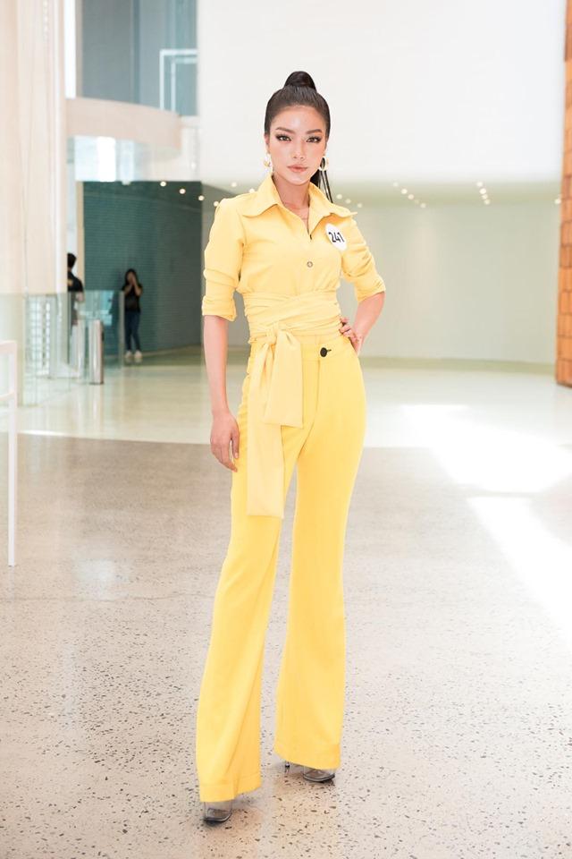 Lý do Thúy Vân dù đã là Á hậu Quốc tế vẫn thi Hoa hậu Hoàn vũ Việt Nam - 6