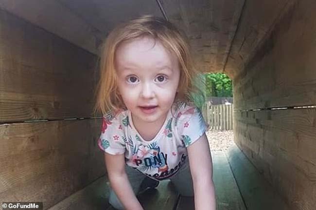 Bị chẩn đoán nhầm là táo bón, cô bé 3 tuổi qua đời vì ung thư - 3