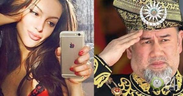 """Cựu vương Malaysia lên tiếng """"hối tiếc"""" về quyết định với người đẹp Nga-Thế giới"""