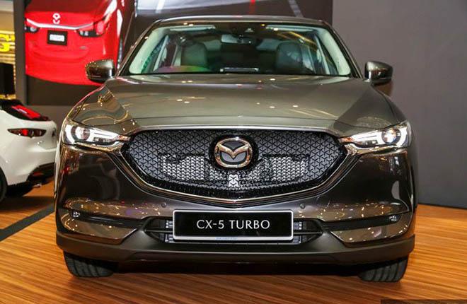 Cận cảnh Mazda CX-5 2.5L Turbo AWD 227 mã lực tại Malaysia - 1