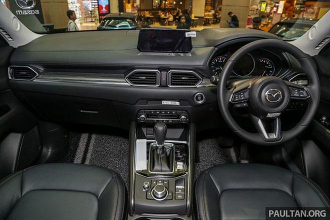 Cận cảnh Mazda CX-5 2.5L Turbo AWD 227 mã lực tại Malaysia - 3