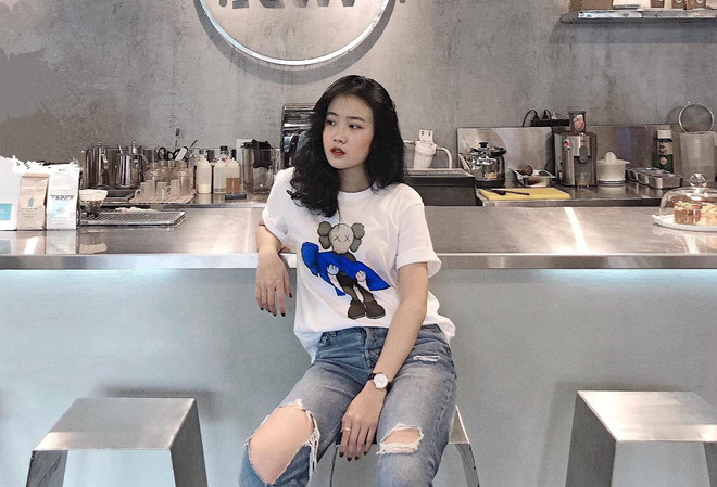 Cao 1,56m, bạn gái Đoàn Văn Hậu sở hữu gu thời trang ấn tượng - 3