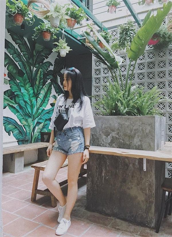 Cao 1,56m, bạn gái Đoàn Văn Hậu sở hữu gu thời trang ấn tượng - 5