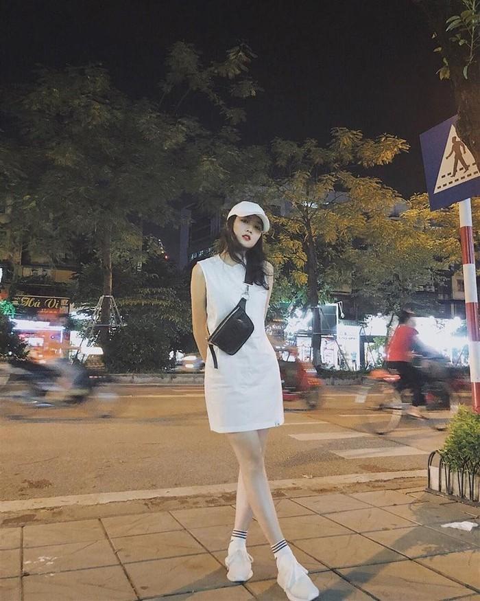 Cao 1,56m, bạn gái Đoàn Văn Hậu sở hữu gu thời trang ấn tượng - 10