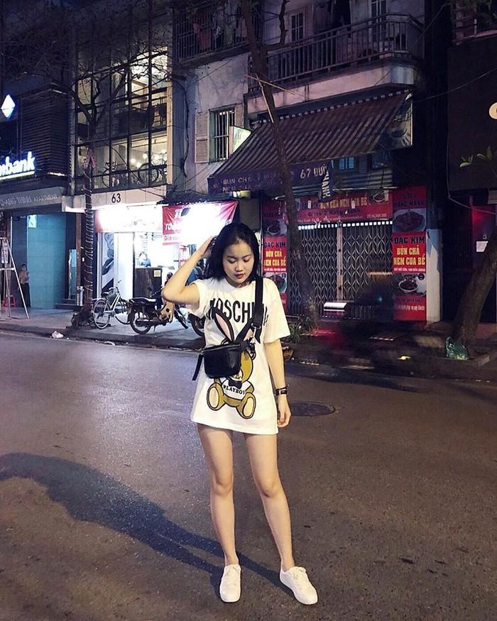 Cao 1,56m, bạn gái Đoàn Văn Hậu sở hữu gu thời trang ấn tượng - 9