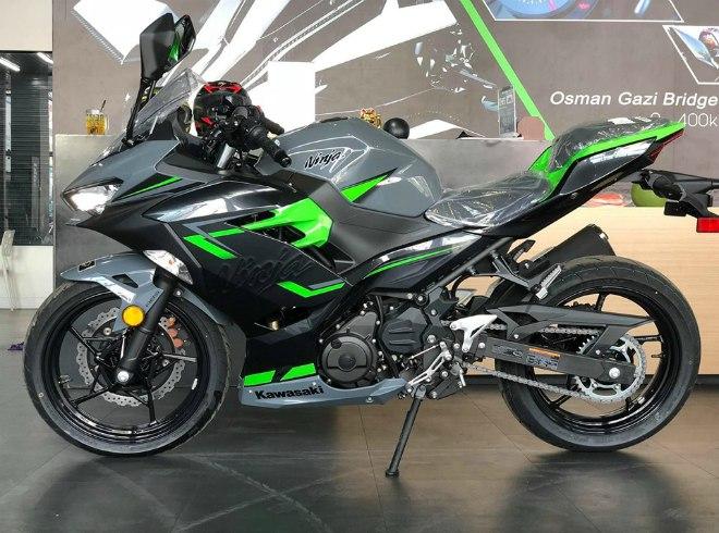 Bảng giá môtô Kawasaki tháng 9/2019: Nhiều mẫu xe giảm giá sốc