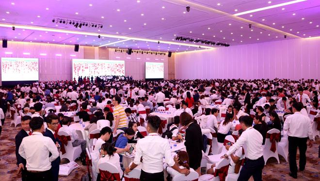 """Giới đầu tư """"chớp"""" cơ hội tại lễ mở bán Cát Tường Phú Hưng đợt 5 - 1"""