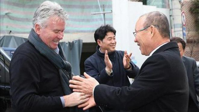 Nhận định bóng đá U22 Việt Nam - U22 Trung Quốc: Thầy trò đấu trí Hiddink - Park Hang Seo - 2
