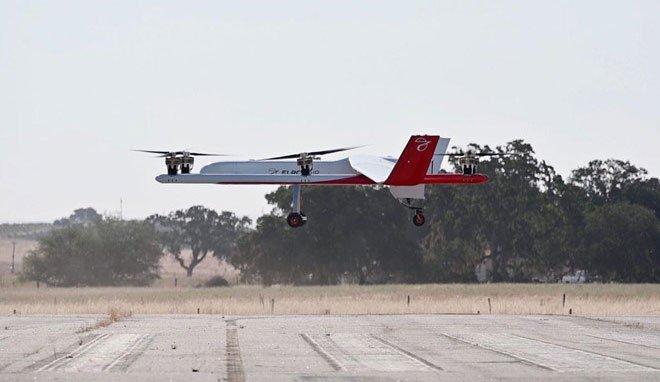 Máy bay không người lái chở hàng sẽ ra mắt vào năm 2020