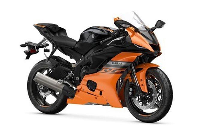 2020 Yamaha YZF-R6 chốt giá từ 283 triệu đồng