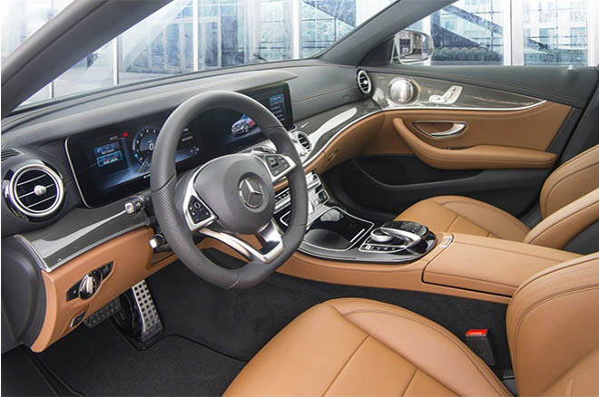 Bảng giá xe Mercedes E Class 2019 mới nhất - Mercedes E300 đã quay trở lại! - 8