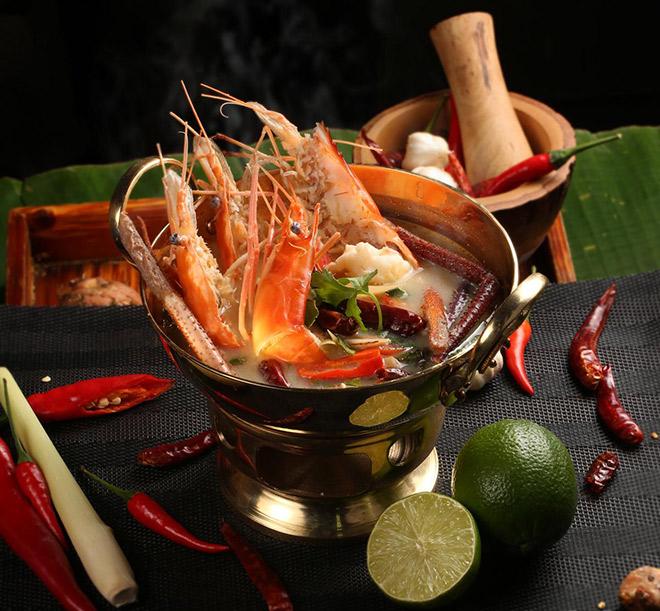 Khám phá món Thái của hai anh đầu bếp Thái Lan cực dễ thương ở Sài Gòn - 4