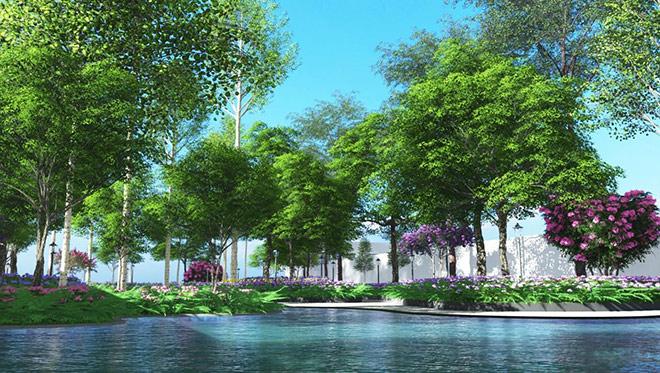 Sắp xuất hiện toà tháp đầu tiên của thị xã Bến Cát, Bình Dương - 3