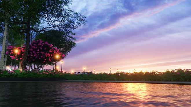 Sắp xuất hiện toà tháp đầu tiên của thị xã Bến Cát, Bình Dương - 4