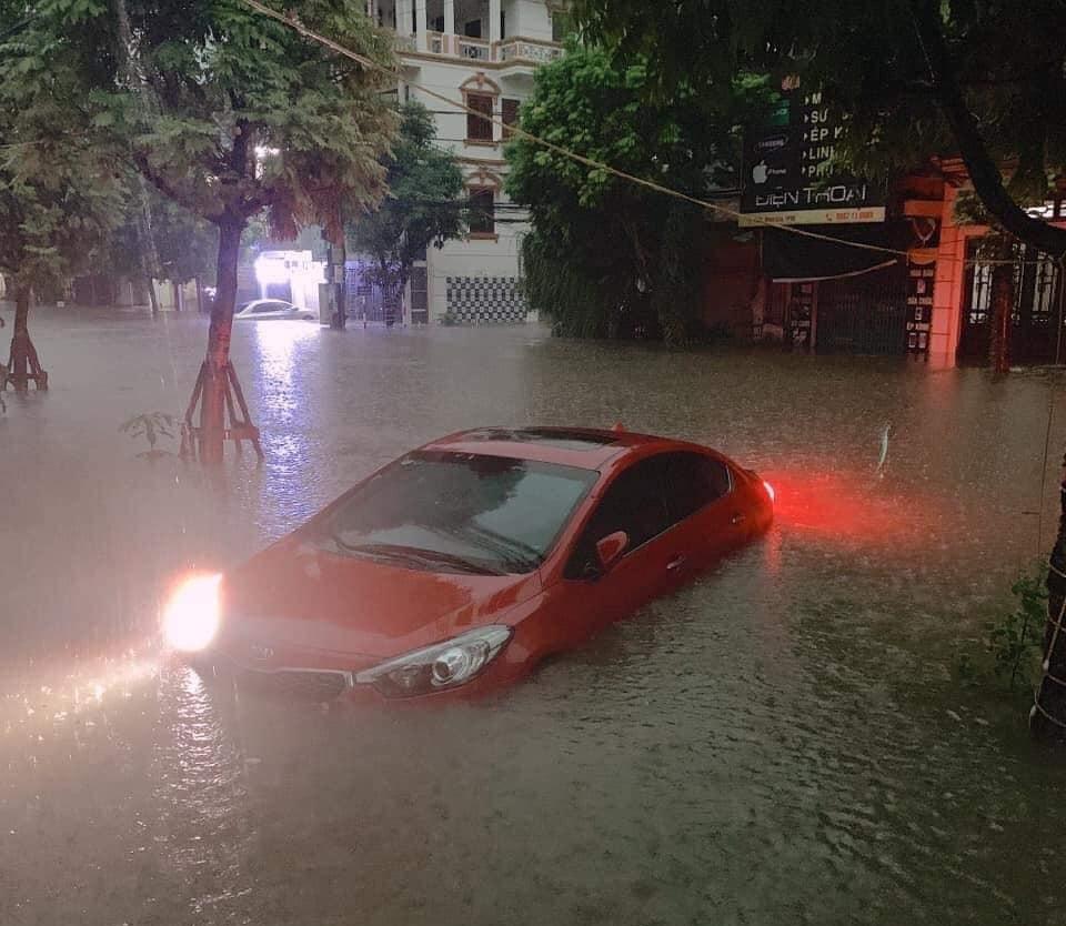 Trận mưa lớn khủng khiếp ở Thái Nguyên lập kỷ lục trong 30 năm trở lại đây - 2