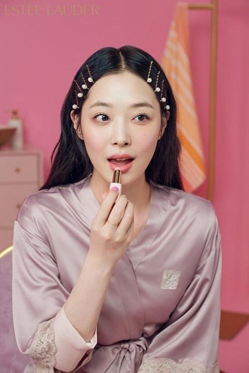 """""""Gái hư đẹp nhất xứ Hàn"""" mặt xinh, dáng nuột nà nhờ... thổi túi nilon - 8"""