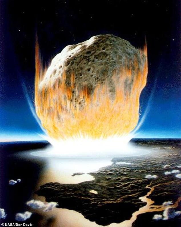 Bằng chứng mới về thảm họa hủy diệt khủng long mạnh như 10 tỷ bom hạt nhân