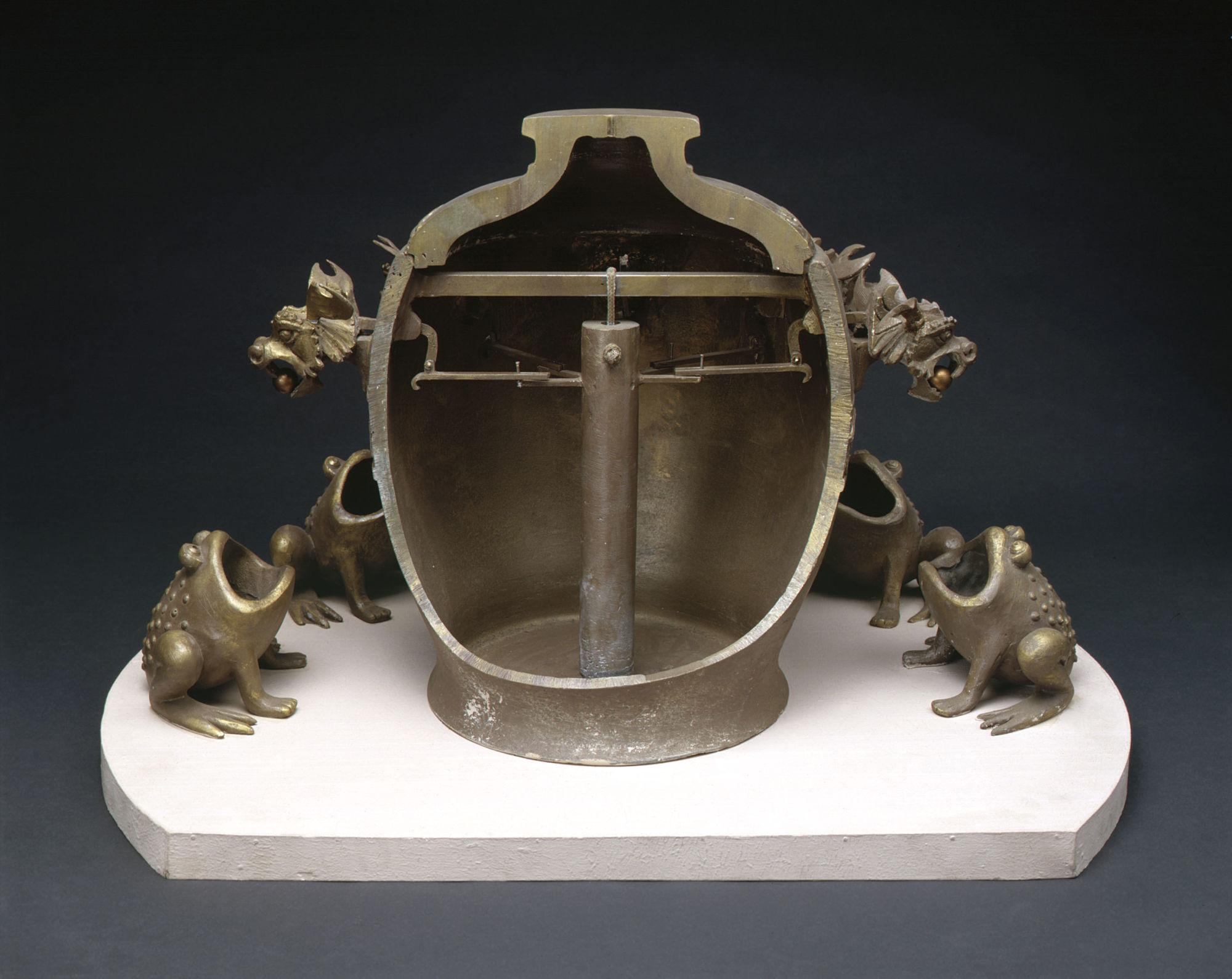 Kinh ngạc thiết bị phát hiện động đất có từ 2.000 năm trước, cho độ chính xác khó tin - 2