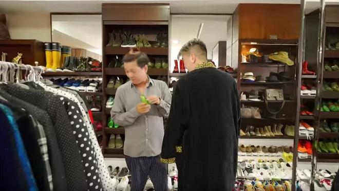 """Vũ Hà tiết lộ """"Đàm Vĩnh Hưng mua giày cho người yêu cũ"""", fan tò mò - 3"""